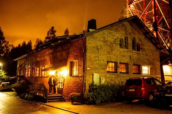 Haulitehdas - Tampere - Pispala - juhlatila