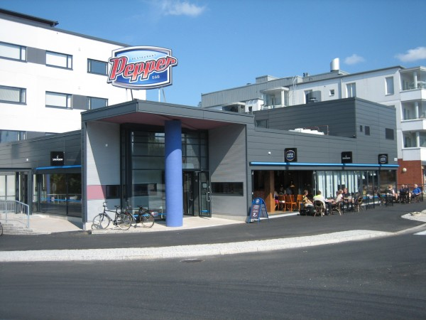 ruokaravintola - Nokia - Pepper - restaurant